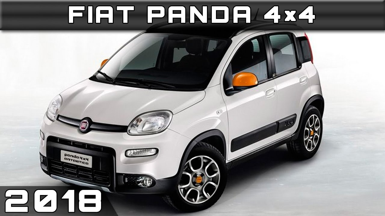 2018 fiat panda 4 4 youtube. Black Bedroom Furniture Sets. Home Design Ideas