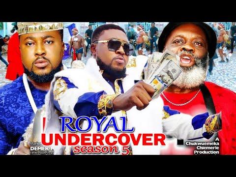 Download ROYAL UNDERCOVER SEASON 5 - (New Movie) 2021 Latest Nigerian Nollywood Movie Full HD