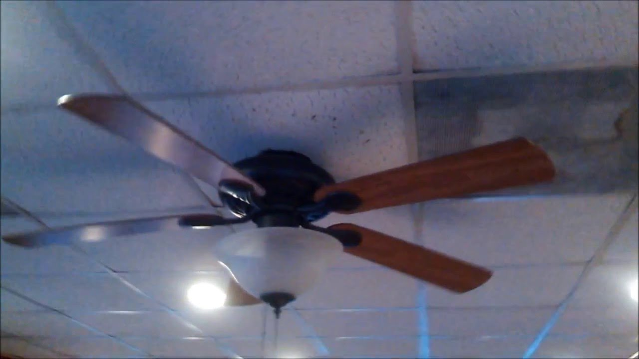 Unknown walmart brand ceiling fans in a restaurant youtube aloadofball Choice Image