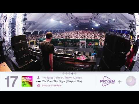 Wolfgang Gartner & Tiesto - We Own The Night (feat. Luciana) [Key Track #17 - 2012]