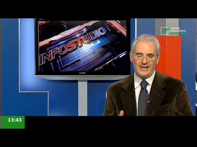 Infostudio il telegiornale della Calabria notizie e approfondimenti - 05 Febbraio 2021 ore 13.30
