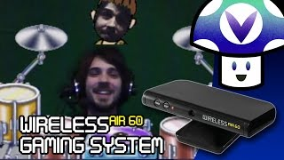 [Vinesauce] Vinny - Wireless Air 60 Gaming System