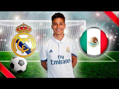 Las 7 Joyas Del Futbol Mexicano EL #2 JUEGA EN EL REAL MADRID!