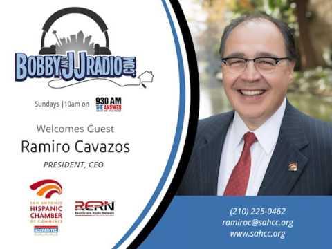 What is the San Antonio Hispanic Chamber of Commerce?