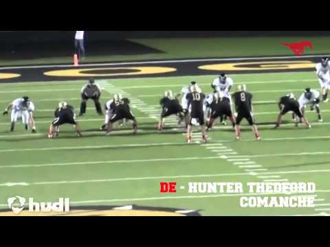 SMU Football 2015 Signing Day: Hunter Thedford