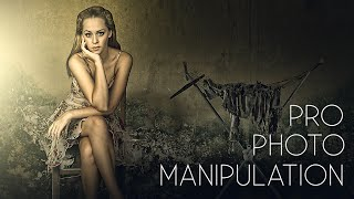 Photoshop Manipulation Tutorials | Dramatic lighting Photo Effects