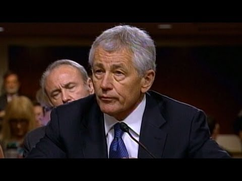 Chuck Hagel as Secretary of Defense: Confirmation Process