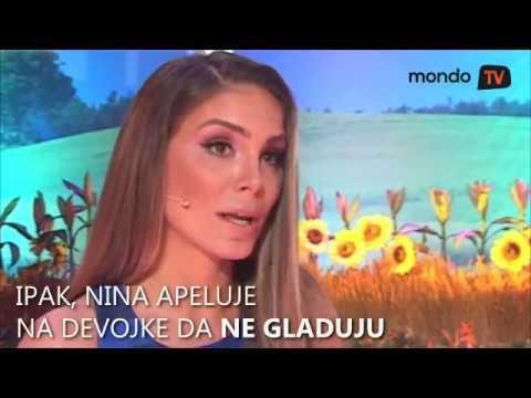 Nina Seničar: Ne znam zašto ljudi misle da sam ja manekenka | Mondo TV