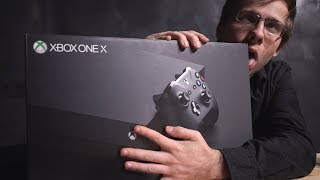 КУПИЛ XBOX ONE X
