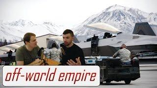 Warfare in the Near Future - Off-World/Off-Topic Ep. 27 (full show)