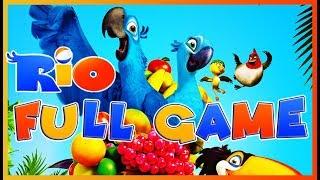 Rio Gameplay Walkthrough FULL GAME Longplay (PS3, X360, Wii)