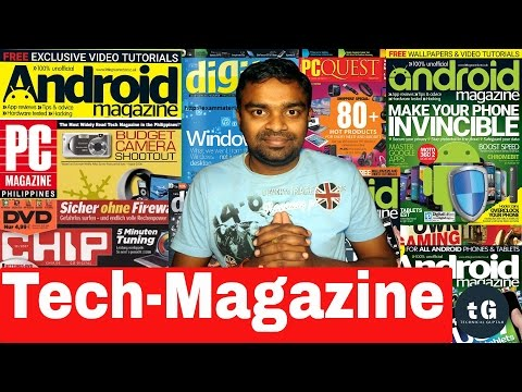 Top 5 - Tech Magazines in India | 5 Most Popular Technology Magazines For Indians