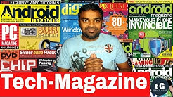 Top 5 - Tech Magazines in India - 5 Most Popular Technology Magazines - Indian Lovers