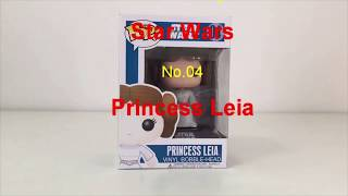 Funko Pop no 04 Princess Leia