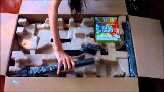 Intro to Xbox 360-Band Hero Unboxing