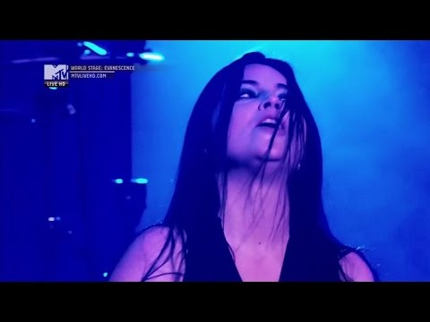 Evanescence - What You Want (Live At Little Rock 2012)