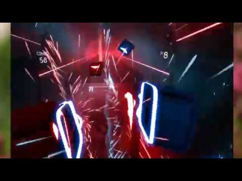 Beat Saber: Virtual Self - Ghost Voices (Expert)