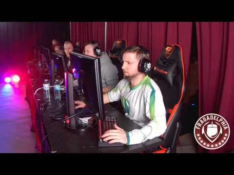 Fragadelphia 10: Wisefrag vs. Team xD on de_train @N3rdStreetGamers