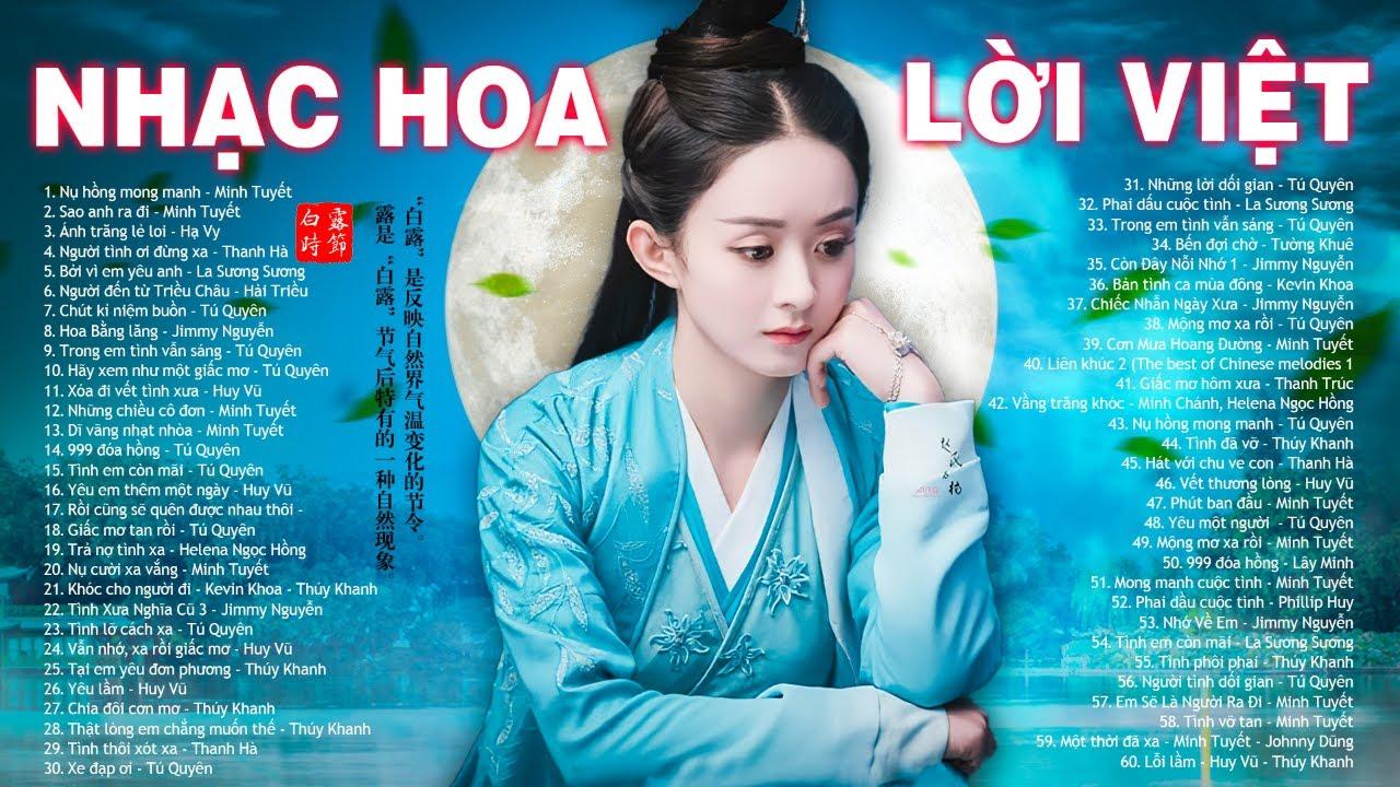 Nụ Hồng Mong Manh, Sao Anh Ra Đi - NHẠC HOA LỜI VIỆT, NHẠC TRẺ XƯA 7X 8X 9X Nỗi Tiếng Một Thời