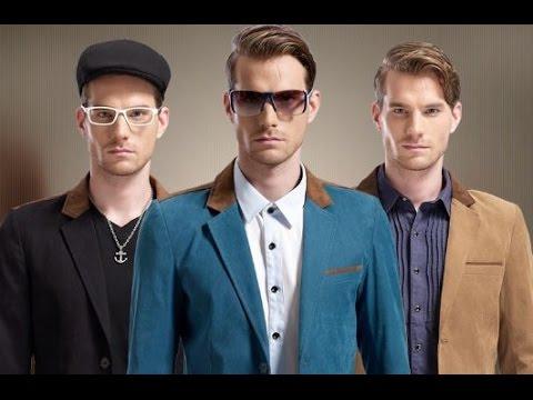 Стильный однобортный мужской пиджак в 3 цветах