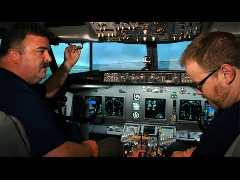 Tested: Flying the Boeing 737 Flight Simulator