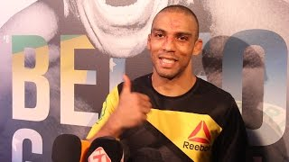 UFN 106: Edson Barboza Eyes Title Shot or Title Eliminator Bout with Tony Ferguson