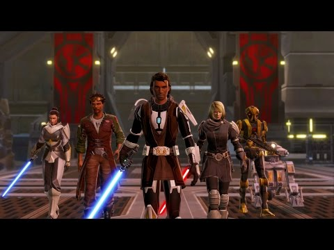 "STAR WARS: The Old Republic – Knights of the Fallen Empire – ""Alliance"" Trailer Early Access Launch"