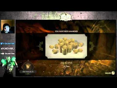Krypt Crawl Part 2! |