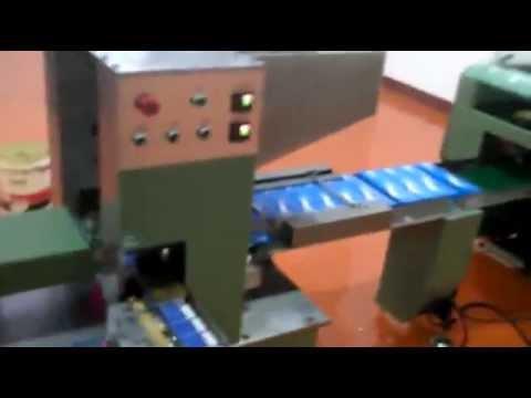 Cigarette production line