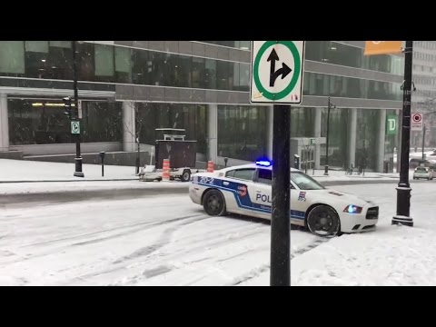Montreal Snow Day Fails December 5 2016