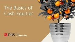 Cash Equities defined