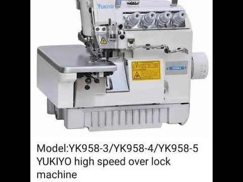 YUKIYO INDUSTRIAL SEWING MACHINE -018-9889959/017-8859959/016-2019959/MALAYSIA