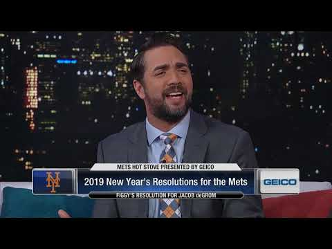 Here are some New Year's Resolutions for the New York Mets