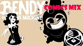 """Download Bendy and The Ink Machine - Comics MIX Dub Rus by IBTEAM """"Просто танцуй"""" [Feat. LSTeam Studio] Mp3 and Videos"""
