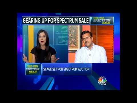 Govt Upbeat On The Mega Spectrum Auction