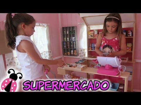 Supermercado 🍎🍇🍍 Los juguetes de Arantxa