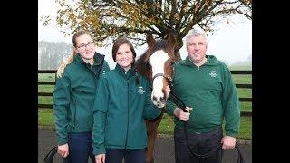 Meet the Irish National Stud foaling team