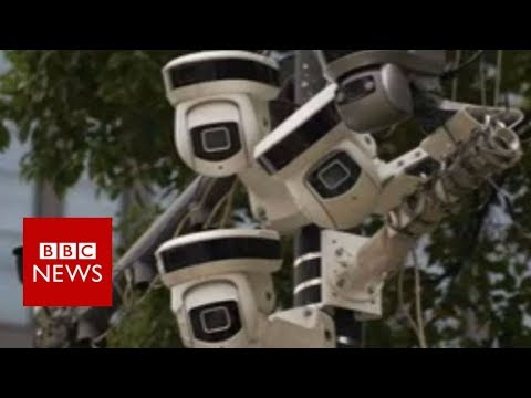 "China: ""the world's biggest camera surveillance network"" - BBC News"