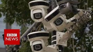 China has been building what it calls 'the world's biggest camera surveillance network' - BBC News