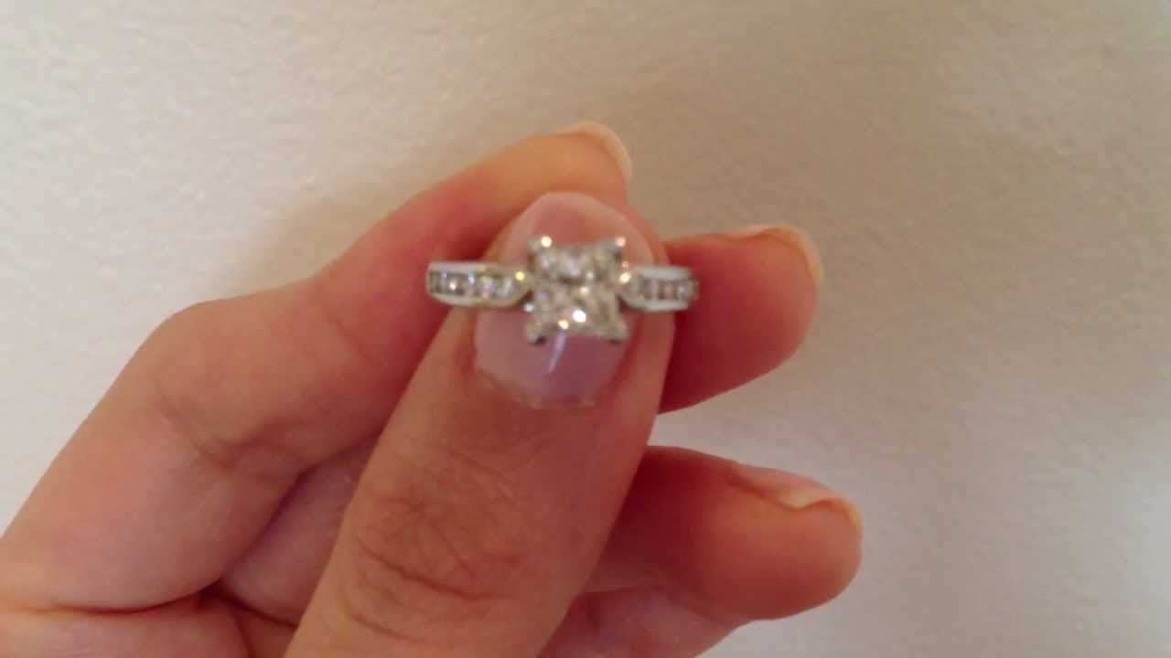 Nikki Bellas 5Carat Engagement Ring All the Details  E