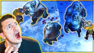 FROZEN BLOATER DISASTERS (Last Day on Earth Zombie Survival Nickatnyte)
