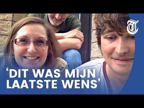 Zieke superfan haalt Nederlandse zanger naar VS
