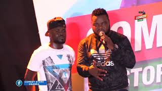 Alex Muhangi Comedy Store September 2018 - Mad Rat & Chiko(Tarrus Riley)