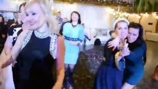 """Танцевальные Секс-импровизации на Рождественском Балу в ресторане """"Экватор"""""""