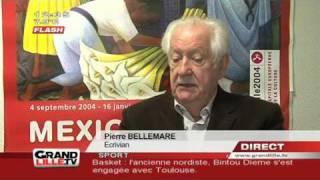 Pierre Bellemare dédicace sa BD à la Fnac de Lille