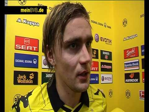 BVB - FC Bayern München: Freies Interview mit Marcel Schmelzer