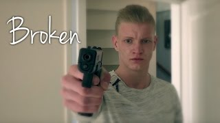 Broken - A Short Dramatic Depressive Film (Made with iMovie)
