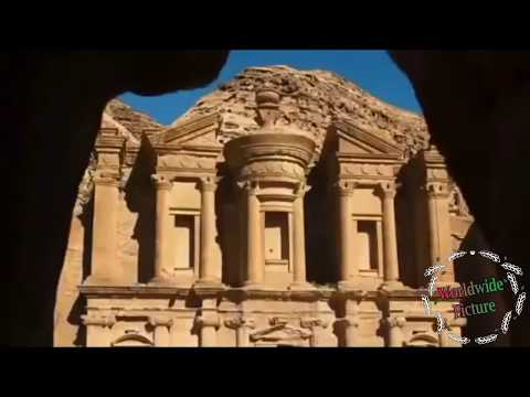 jordan petra : The Lost city of stone documentary [English]