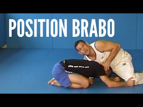 Position Brabo - The new Brabo Choke BJJ Instructional - Bjorn Friendrich