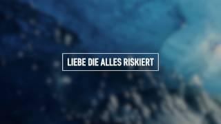 HILLSONG WORSHIP - Liebe die alles riskiert / Love On The Line (Lyric Video German) 4K